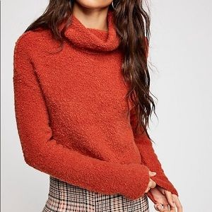 Free People | 🍊 Stormy Pullover Sweater